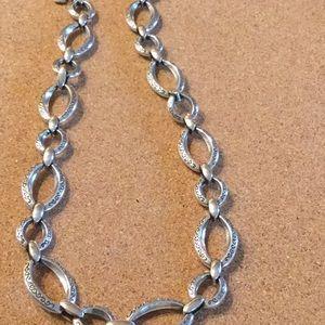 Brighton link necklace